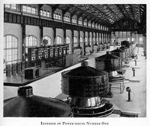 1895 Niagara Falls The Electrical Wonder Of The World