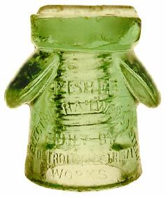 Fisher Insulator