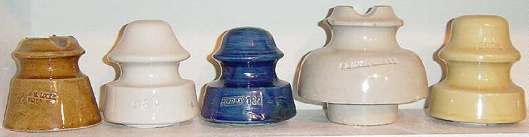 Porcelain Insulator Markings